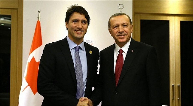 Kanada Başbakanı ile önemli görüşme