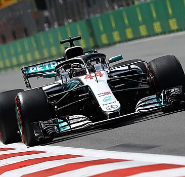 Schumacher'in rekoru egale edildi!