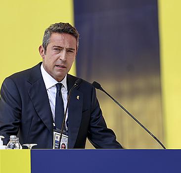 Ali Koç yeniden başkan