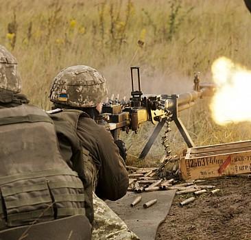 7 Ukrayna askeri yaralandı