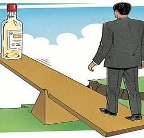 Alkolün her şeyi günahtır kardeşler