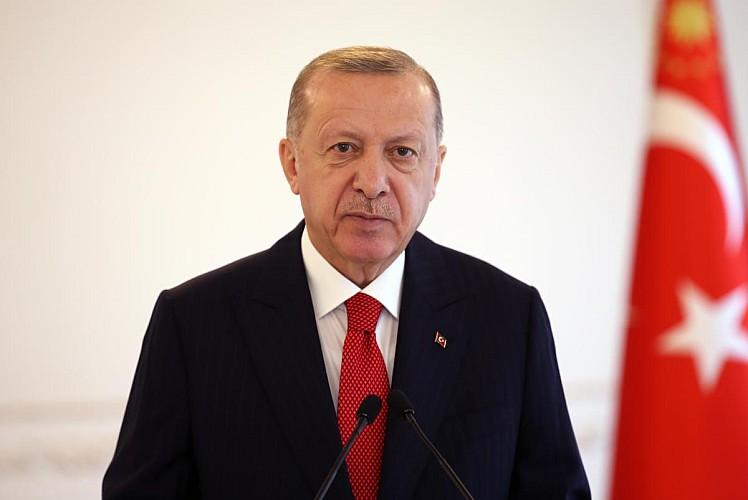 Başkan Erdoğan'dan önemli mesajlar