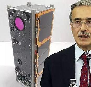 ASELSAT 3U Uydusu yörüngesine başarıyla gönderildi