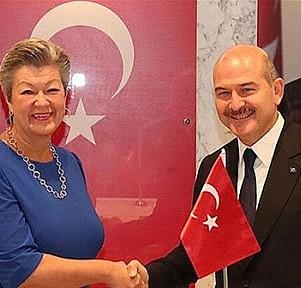 Türkiye-AB arasında 'göçmen işbirliği' artırılacak