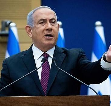 Netanyahu'dan tansiyonu yükseltecek açıklama!