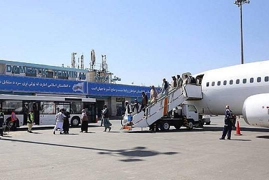 Taliban'dan Kabil havalimanı açıklaması