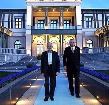 Erdoğan'dan Asiltürk için taziye mesajı