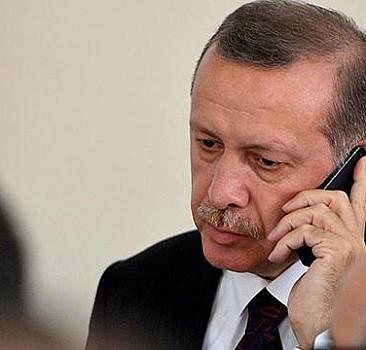 Erdoğan'dan Bahçeli'ye taziye telefonu