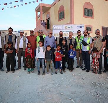 Türkiye'den İdlib'e yeni kamp