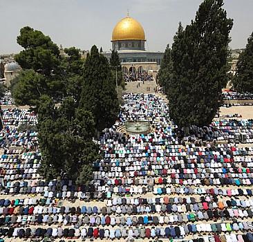Filistin bütün Müslümanların vatanıdır