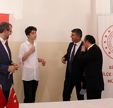 Güngören, LGS'de iki Türkiye birincisi çıkardı
