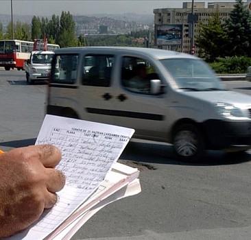 Fahri müfettişten 50 günde bin 633 ceza!