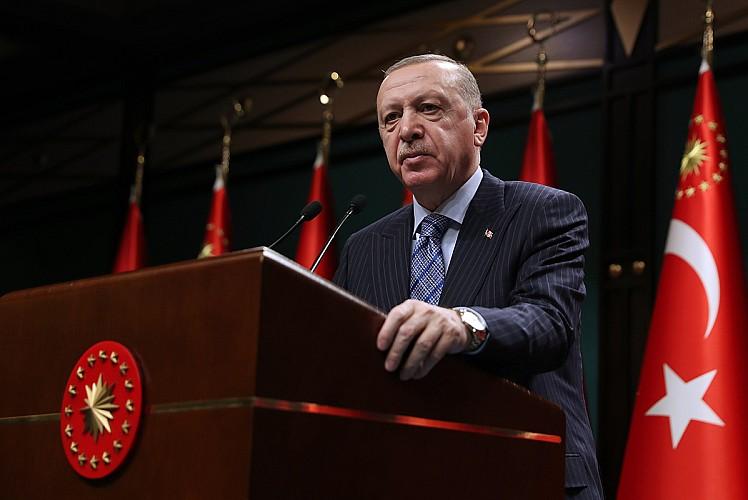 Erdoğan'dan S-400 resti!