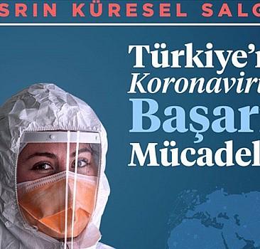 Türkiye'nin başarılı mücadelesi kitaplaştırıldı