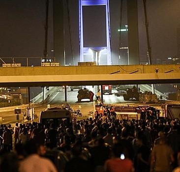 15 Temmuz'da İstanbul'da yaşananlar