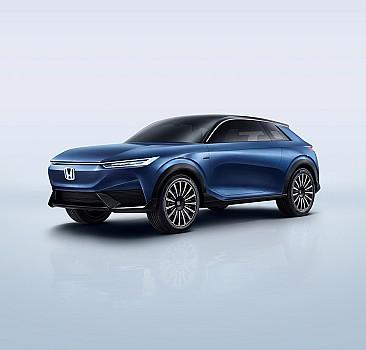 Honda SUV e:concept'in prömiyerini yaptı