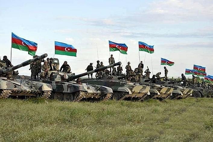 Azerbaycan statükoyu kırdı