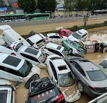 Çin'de ölü sayısı  58'e yükseldi