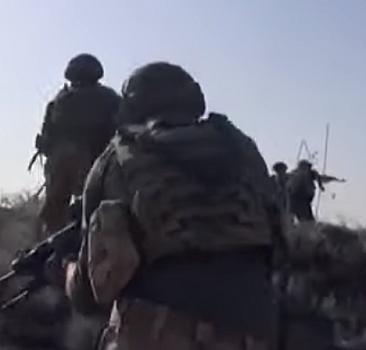 """Sözde doğu karargahına girildi, Irak'ın kuzeyinde """"güvenli hat"""" oluşturuldu"""