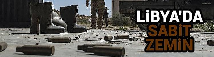 Libya'da sabit zemin