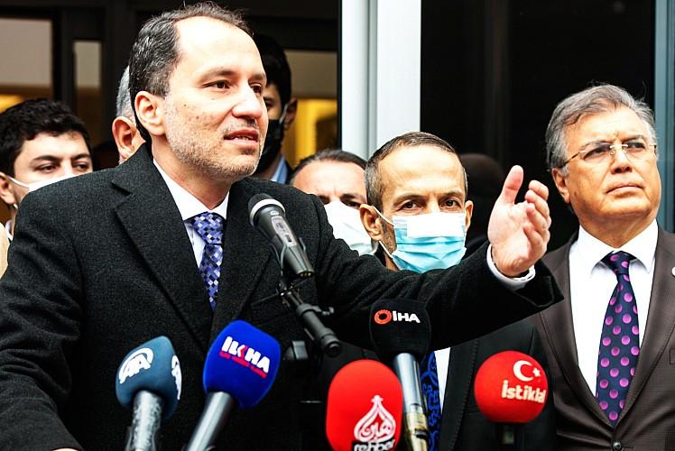 Fatih Erbakan'dan ABD yorumu