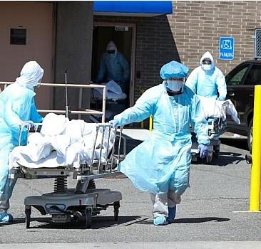 ABD'de ölenlerin sayısı 272 bin 269'a çıktı