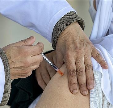 710 milyon doz Kovid-19 aşısı yapıldı