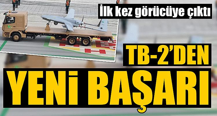 Baykar'dan Türkmenistan'a TB-2 ihracatı