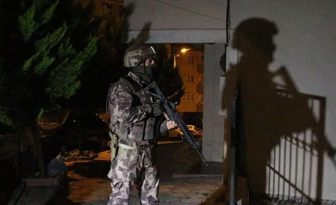 Terör örgütü DHKP-C'ye büyük operasyon!