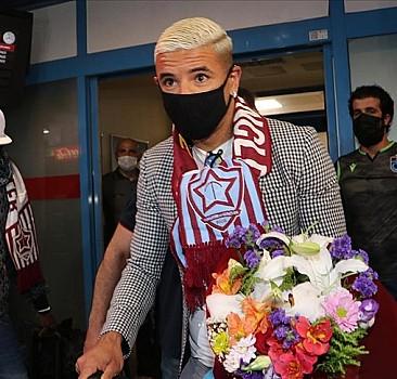 Gervinho ve Peres Trabzon'a geldi