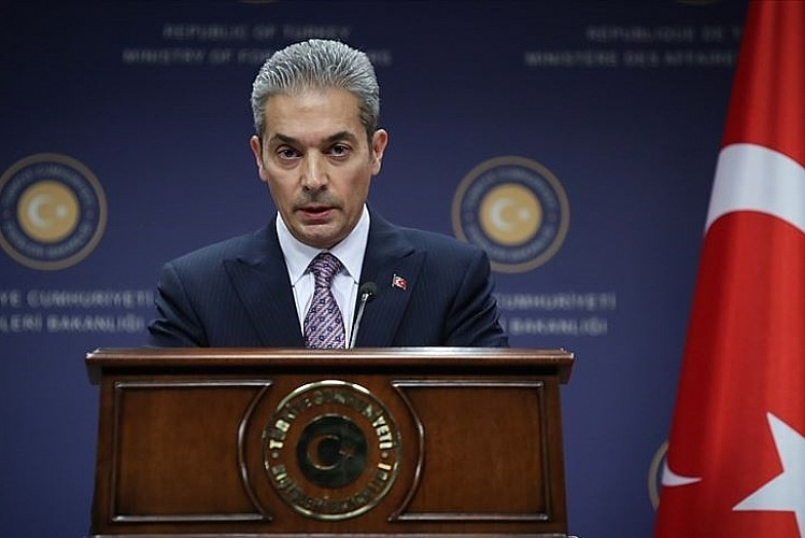 Türkiye, Sri Lanka'daki karardan memnun