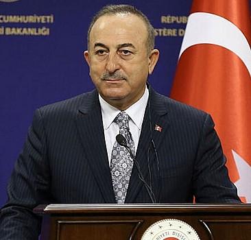Bakan Çavuşoğlu'ndan ABD ve Rusya'ya sert tepki