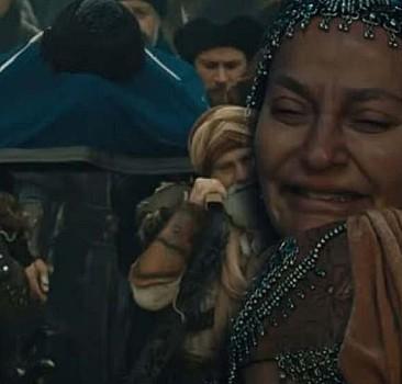 Gözyaşlarına boğan sahne: Gaziler Sultanı gidiyor