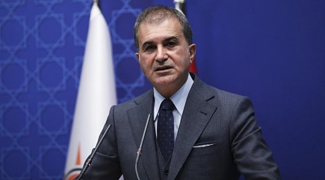 AK Parti Sözcüsü Çelik'ten Pompeo'ya tepki
