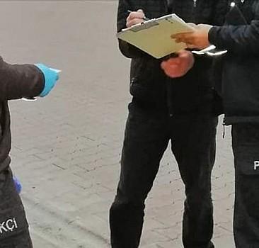 Trabzon'da kısıtlamaya uymayanlara ceza yağdı