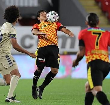 Bol gollü maçta kazanan Fenerbahçe