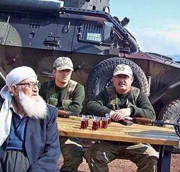 Askere de moral oldu... 87 yaşındaki Muhammed Bulut o anı anlattı