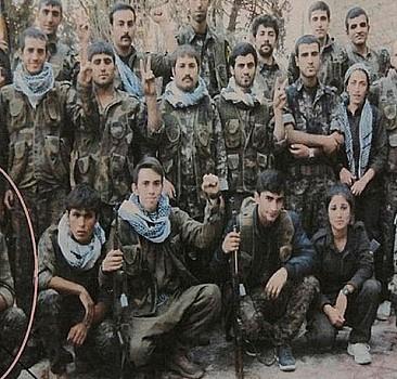 Dağdan inip HDP ilçe başkanı olmuş
