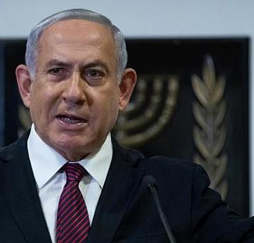 Netanyahu'dan bir skandal daha
