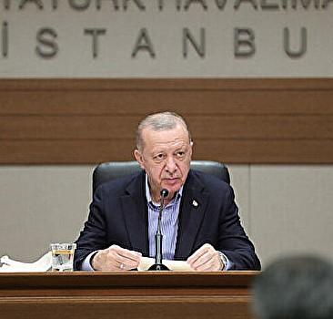 Erdoğan Afrika ziyareti öncesi konuştu