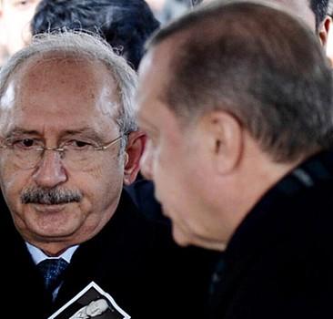 Erdoğan'dan Kılıçdaroğlu'na tazminat davası