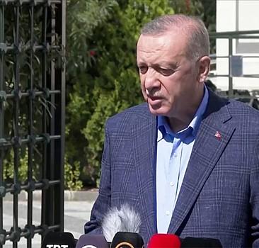 Erdoğan'dan ABD'ye sert eleştiri