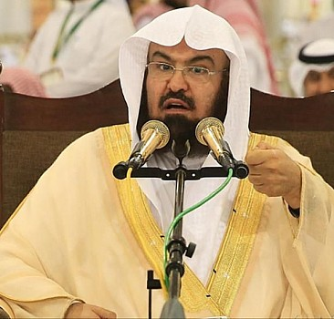Kabe imamından Mescid'i Haram'da atılan sloganlara tepki