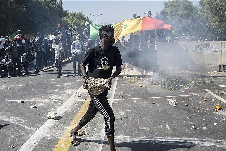 Senegal'de gösteriler büyüyor