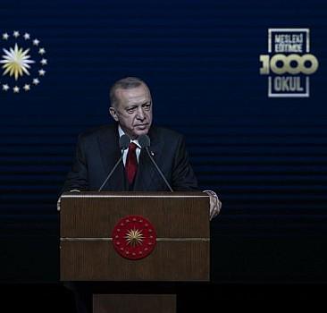 Erdoğan'dan eğitimde üst üste müjdeler!