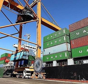 Almanya'ya ihracatta artış