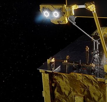 Uzay çalışmaları için tarihi adım