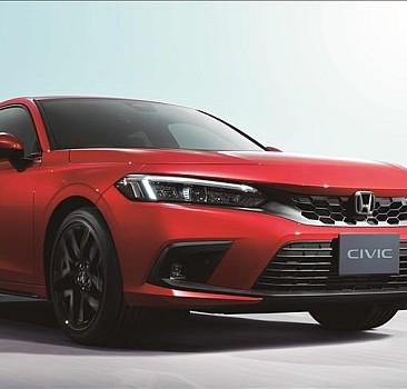 Civic Hatchback tanıtıldı