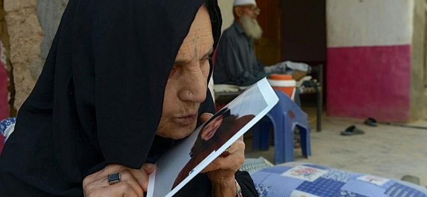 Afgan anne 13 yıldır oğlunu bekliyor