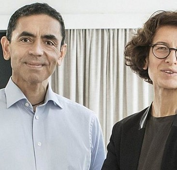 Aşıyı bulan Türk çift zenginler listesinde